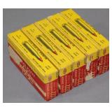 lot of 5 boxes Winchester .222 Remington brass