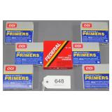 (700) CCI & Federal No. 209 shotshell primers,
