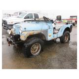 Project 1956 Willy Jeep