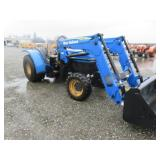 New Holland Wheel Tractor