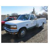 1997 Ford F350 Pickup w/Service Bed