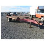 Special Construction Equipment Trailer