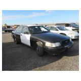 2007 Ford Crown Victoria Police Interceptor Sedan
