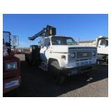 1978 GMC Crane Truck