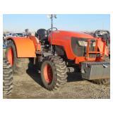 Kubota Wheel Tractor
