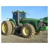 John Deere 8420 Wheel Tractor
