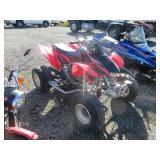 2006 Honda TRX450 Racing Quad