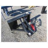 Unused Easy Man Hydraulic Tree Post Puller