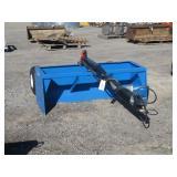 Unused Industrias America Hydraulic Scraper