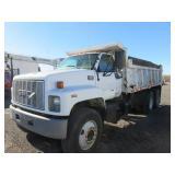 1998 GMC C8500 Dump Truck