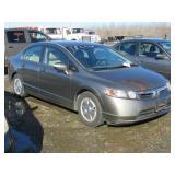 2006 Honda Civic Hybrid Sedan