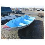 Klamath Boat