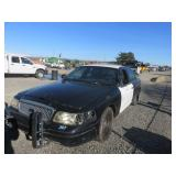 2001 Ford Crown Victoria Police Interceptor Sedan