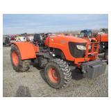 Kubota M108S Wheel Tractor