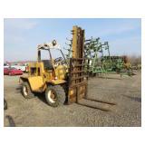 John Deere 207N Forklift
