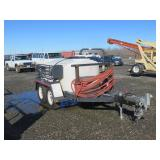 2011 Magnum MWT 500 Water Trailer