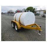 550 Gallon Fuel Wagon