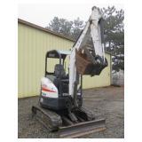 2013 Bobcat E26 GM Hydraulic Excavator