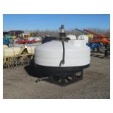 550 Gallon Mix Tank