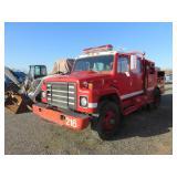 1980 International S1800 Fire Truck