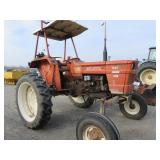 Hesston Fiat 640 Wheel Tractor