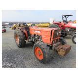Kubota M7030N Wheel Tractor