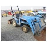 New Holland TC18 Wheel Tractor