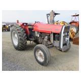 Massy Ferguson 265 Wheel Tractor