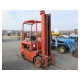 Clark 5016 Car Loader Forklift