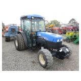New Holland TN95FA Wheel Tractor