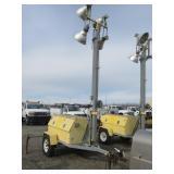 Boss BLK64MH Portable Light Tower