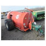 Rears Pul Tank 500 Gallon PTO Orchard Sprayer