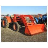 Kubota M9000 Wheel Tractor