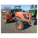 Kubota M7040 Wheel Tractor