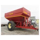 Sunflower 8750 Grain Shuttle