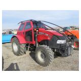 Case 115C Wheel Tractor