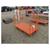 Metal Panel Cart