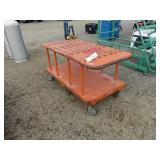 Flat Bed Utility Cart