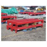 (24) Pallet Racking Beams