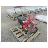 Lawn Mower & Engine Stand