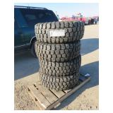 (4) Ironman LT315/75R16 Tires