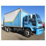 1999 Isuzu Box Truck w/Lift Gate