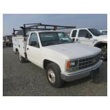 1991 Chevy Cheyenne 2500 Pickup