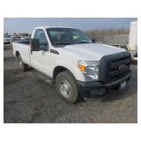 2012 Ford F-250 Super Duty XL Single Cab Pickup