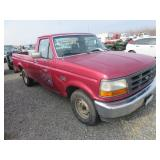 1995 Ford F-150 XLT Single Cab Longbed