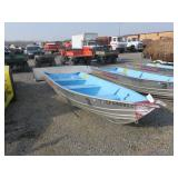 2003 Klamath Boat