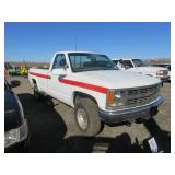 2000 Chevrolet C/K 2500 Series Pickup