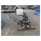 Lot of Misc. Yard Equipment