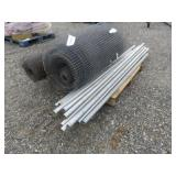 Assorted Fencing & Wire