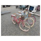 (3) Schwinn Bicycles